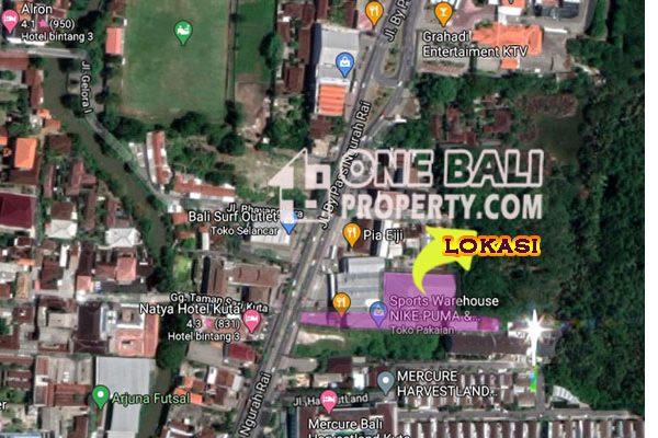 Dijual asset lahan dan bangunan Mr.Kuta Bali -1baliproperty-ID1bp042
