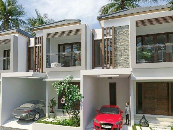 Rumah lantai 2 IDR 800 jutaan dekat Mall Galeria Kuta -1baliproperty-id1bp066