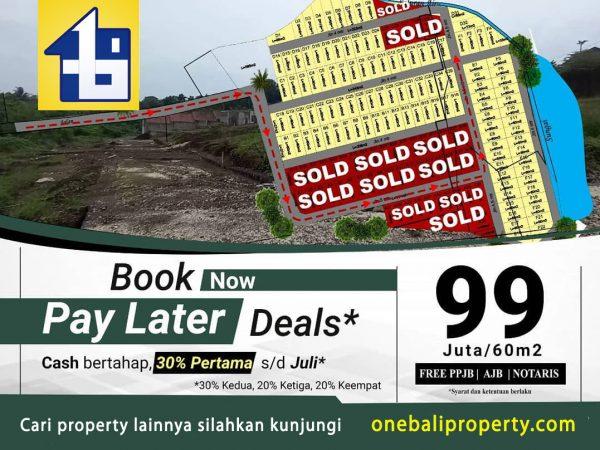 Tanah kavling murah di samsam dekat ke kota Tabanan-1baliproperty-id1bp079