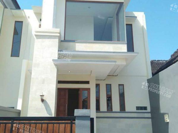 Dijual rumah baru lt.2 di Tukad Bilok - Renon -1baliproperty-id1bp112