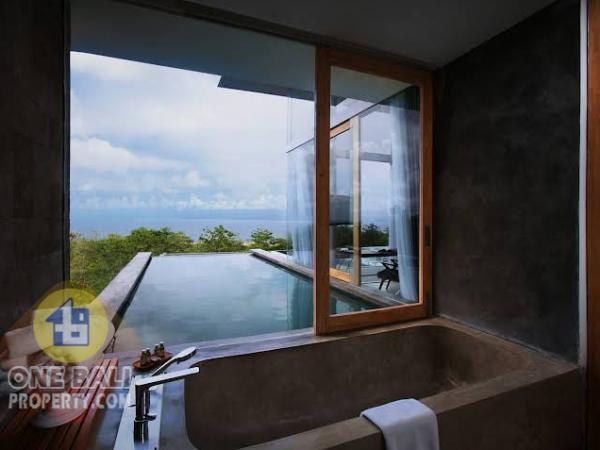Dijual Villa di komplek Villa Uluwatu Bali fasilitas bintang 4-id1bp158