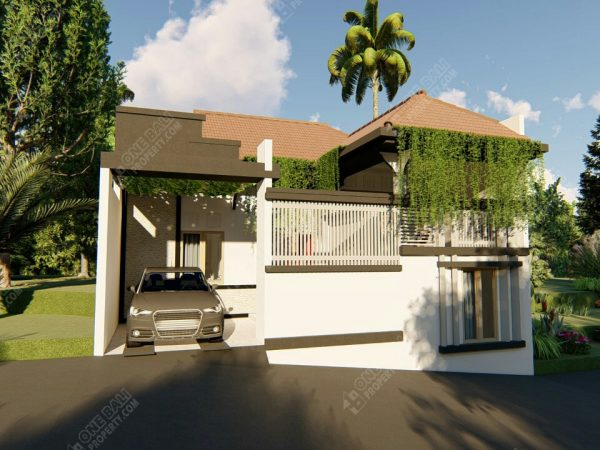 Dijual rumah indent konsep minimalis di Goa Gong - Jimbaran -1baliproperty-id1bp115