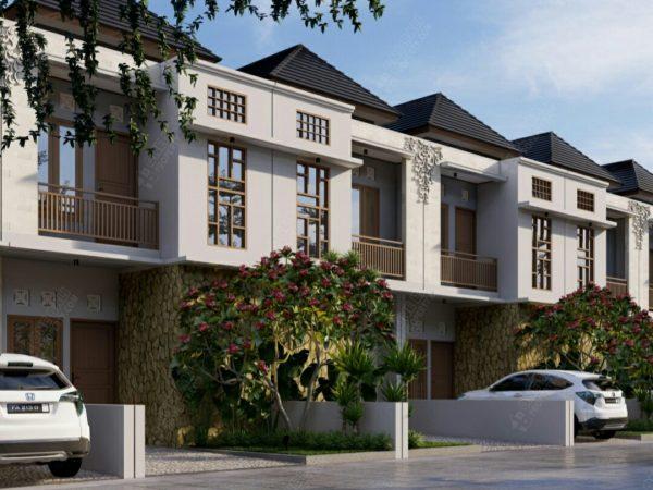 Dijual rumah baru lt2 di daerah Kerobokan -1baliproperty-id1bp116