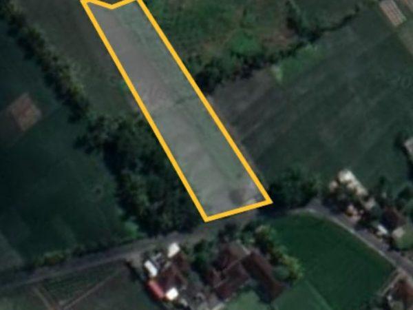 Dijual tanah luas daerah strategis di Tabanan-1baliproperty-id1bp110