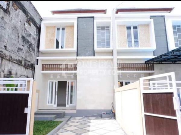 Dijual rumah lt2 konsep minimalis modern di Jalan Gunung Andakasa-1baliproperty-id1bp126