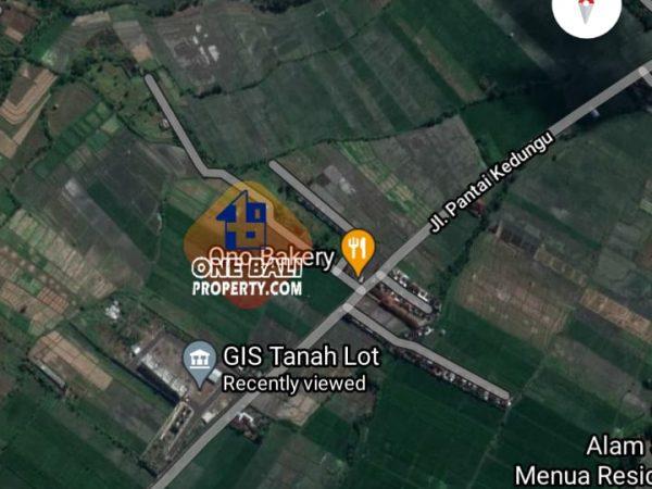 Dijual tanah di jalan utama akses ke pusat wisata Tabanan  -1baliproperty-id1bp147
