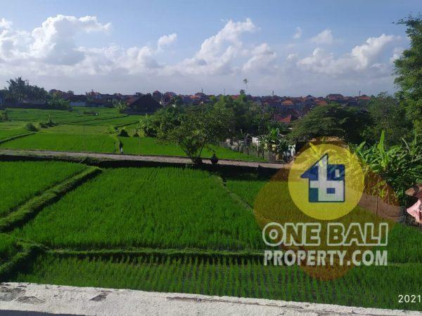 Rumah lantai 2 Kerobokan view sawah dekat ke Canggu dan Dalung-Id1bp154