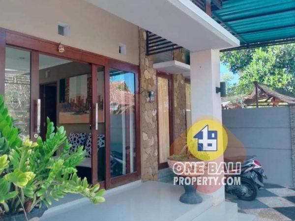 Dijual VILLA Lantai Satu Siap Huni Dengan Konsep Minimalis-id1bp164